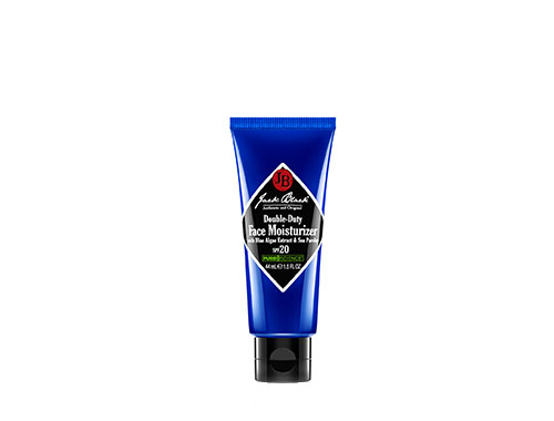 Jack Black Double-Duty Face Moisturizer SPF 20 - Travel Size 1.5 oz