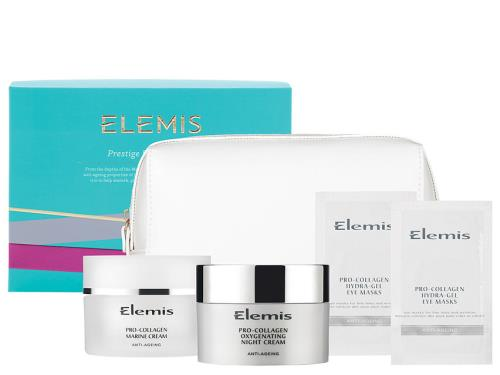 Elemis Prestige Pro-Collagen Gift Set with Elemis facial products