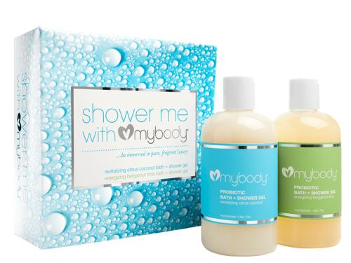 mybody SHOWER ME WITH mybody - Citrus Coconut + Bergamot Lime