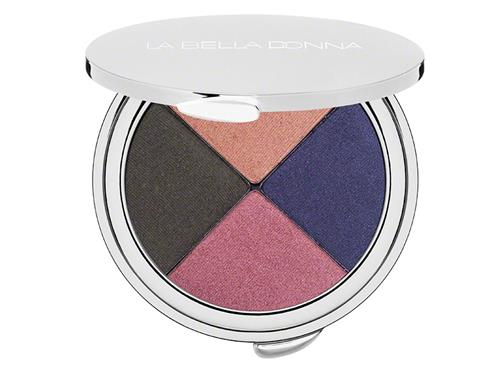 La Bella Donna Compressed Mineral Eye Shadow Compact - Despina