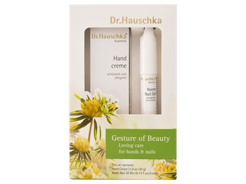 Dr. Hauschka Gesture of Beauty Hand and Nail Kit with Dr. Hauschka hand cream