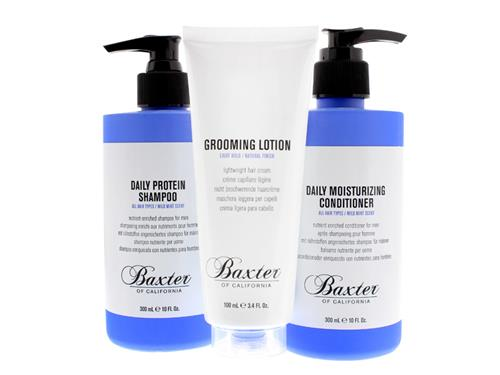 Baxter of California Hair 123 Kit