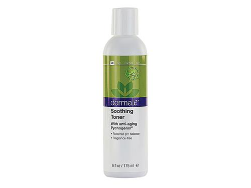derma e Soothing Toner with Pycnogenol