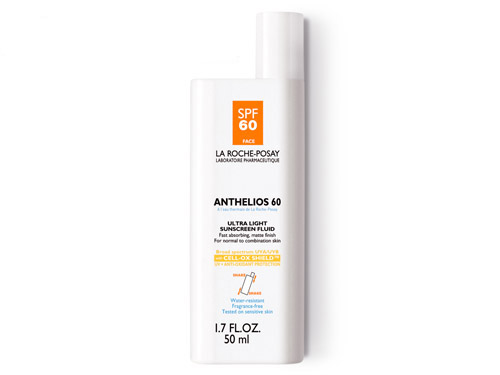skin with la roche posay anthelios 60 ultra light sunscreen fluid. Black Bedroom Furniture Sets. Home Design Ideas