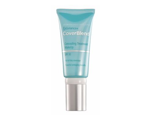 Exuviance CoverBlend Concealing Treatment Makeup SPF20 - Blush Beige