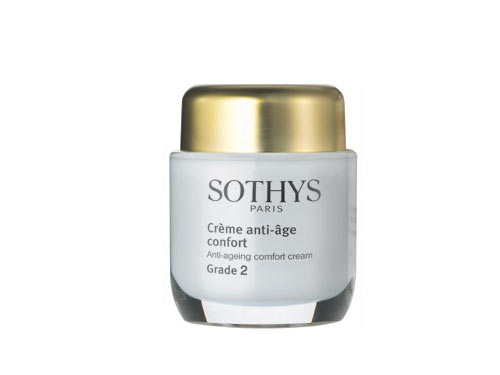 Sothys Anti-Age Comfort Cream Grade 2 for deep wrinkles