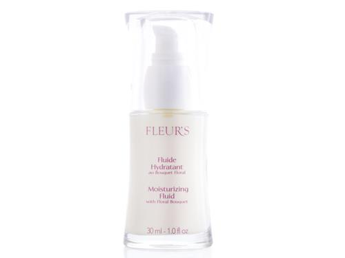 Fleurs Moisturizing Fluid with Floral Bouquet