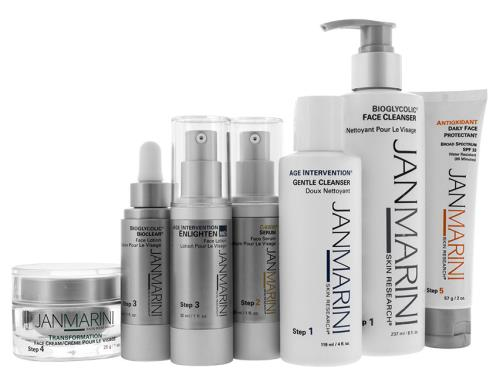 Jan Marini Skincare Collection MD for Normal/Combination Skin with Jan Marini C ESTA Face Serum
