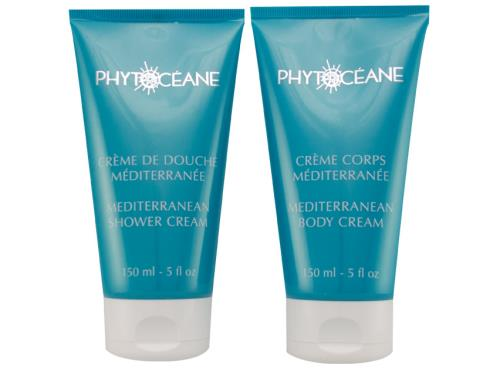 Phytoceane Mediterranean Duo - Shower Cream and Body Cream