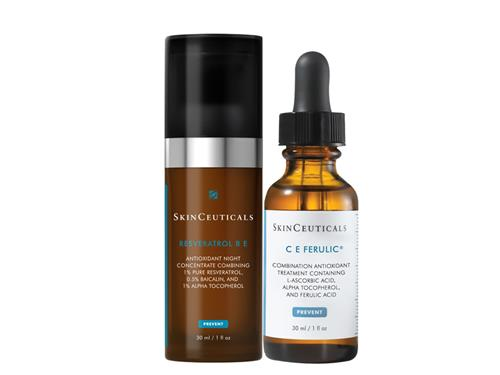 SkinCeuticals Antioxidant AM/PM Limited Edition Holiday Duo