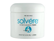 Solvere Acne Clearing Toner