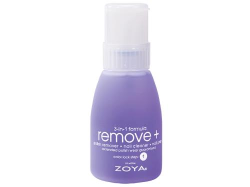 Zoya Remove 3-in-1 Polish Remover