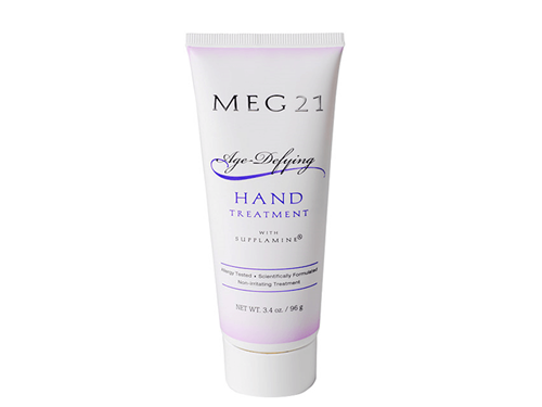 Free $37 MEG 21 Age Defying Hand Treatment