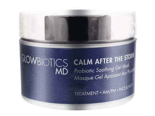 GLOWBIOTICS MD CALM AFTER THE STORM Probiotic Soothing Gel Mask