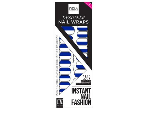 ncLA Nail Wraps - Definitely Maybe
