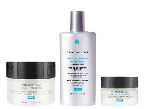 SkinCeuticals Advanced Signs of Aging Limited Edition Holiday Kit