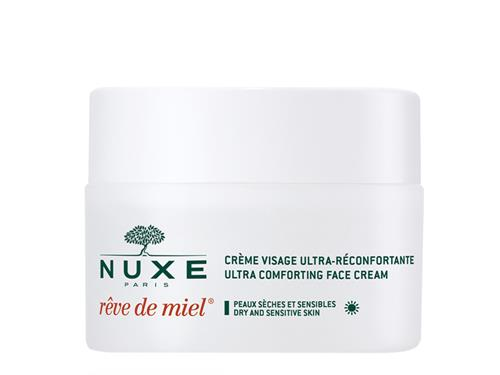 NUXE Rêve de Miel® Ultra-Comfortable Face Cream - Day