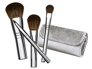 BareMinerals Mini Masters - Mini Face and Eye Brush Collection