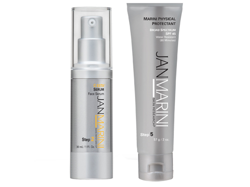 Jan Marini Rejuvenate and Protect Duo - Marini Physical Protectant SPF 45