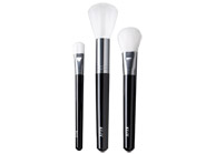Klix Makeup Brushes Set of 3