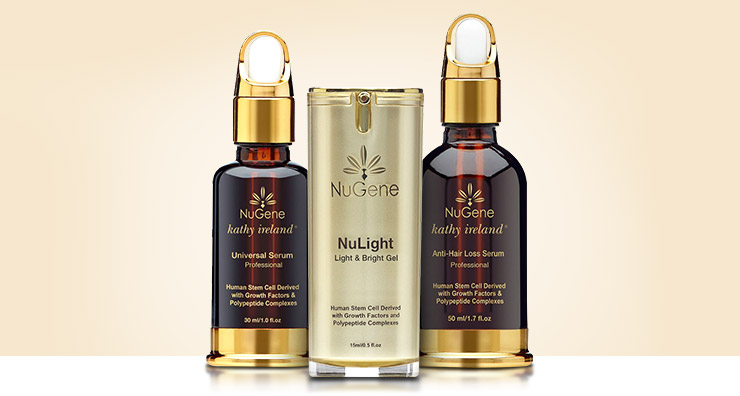 LovelySkin is Excited to Offer NuGene Products