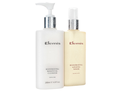 Elemis Revitalize & Replenish Cleanser/Toner Duo