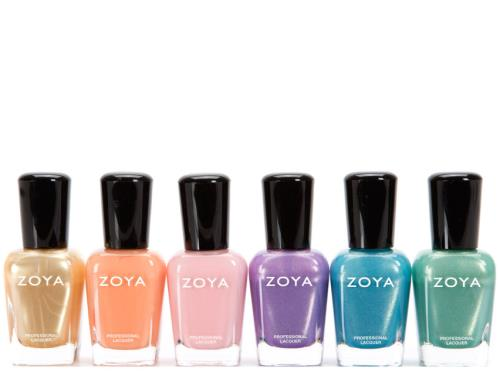 Zoya Awaken Lacquer Sampler Collection