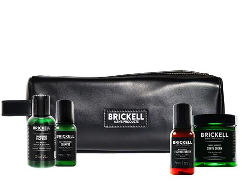 Brickell Essential Travel Dopp Kit