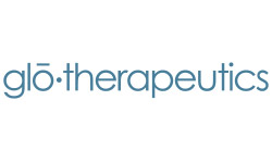 Logo for glo therapeutics