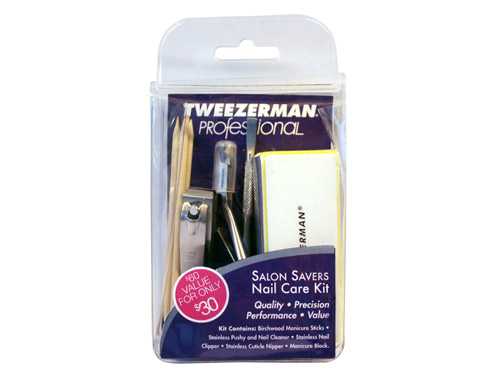 Tweezerman Salon Savers Nail Kit