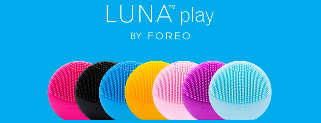 Introducing LUNA Play by FOREO