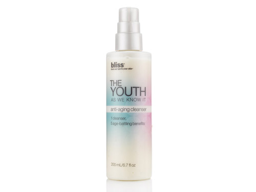 Bliss The Youth As We Know It Cleanser