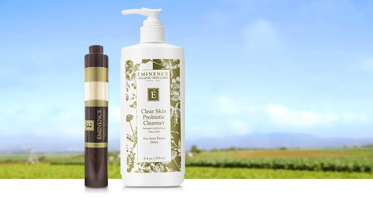 Green Week: Eminence Organic Skin Care