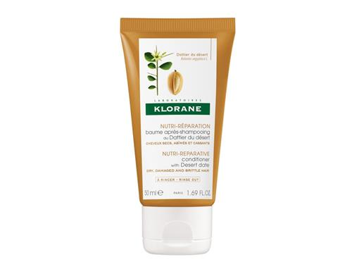 Klorane Conditioner with Desert Date - Travel Size