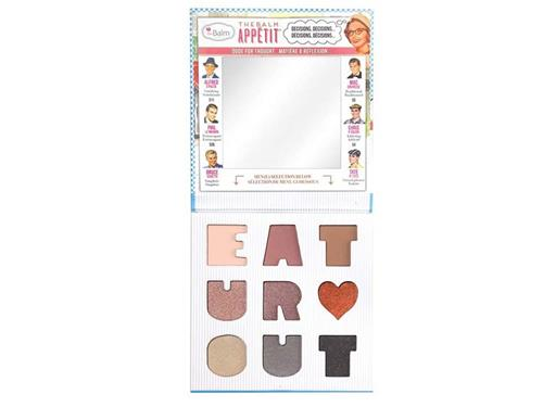 theBalm Appetit Eyeshadow Palette Limited Edition