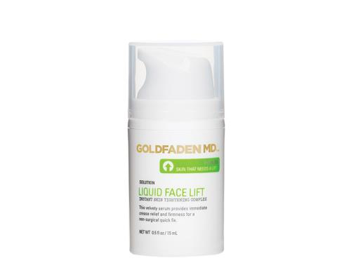 GOLDFADEN MD Liquid Face Lift - Instant Skin Tightening Complex