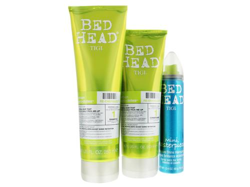 Bed Head by TIGI Prep. Party. Repeat. Repair Level 1