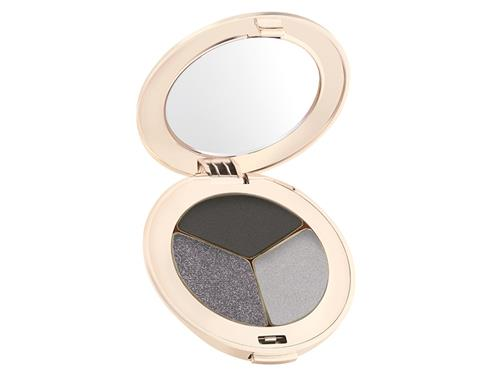 Jane Iredale PurePressed Eye Shadow Triple - Silver Lining