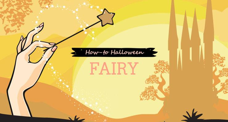How-To Halloween: Fairy