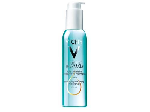 Vichy Pureté Thermale Beautifying Cleansing Micellar Oil