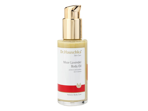 Dr. Hauschka Moor Lavender Body Oil, a Dr. Hauschka body oil