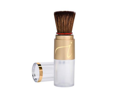 Jane Iredale Refill-Me Refillable Loose Powder Brush to use with jane iredale loose mineral powder