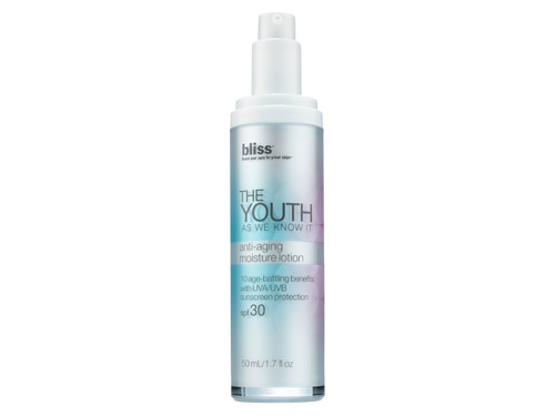 Bliss The Youth As We Know It Moisture Lotion SPF 30