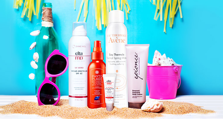 Introducing the LovelySkin Summer Days Collection!