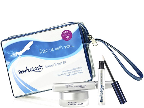 RevitaLash Summer Travel Kit with RevitaBrow