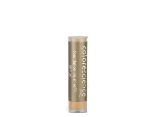 Colorescience Loose Mineral Foundation SPF 20 Brush Refill, Colorescience mineral powder