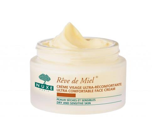 NUXE Rêve de Miel® Ultra-Comfortable Face Cream - Night