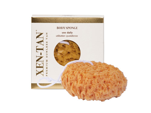 Xen-Tan Body Sponge