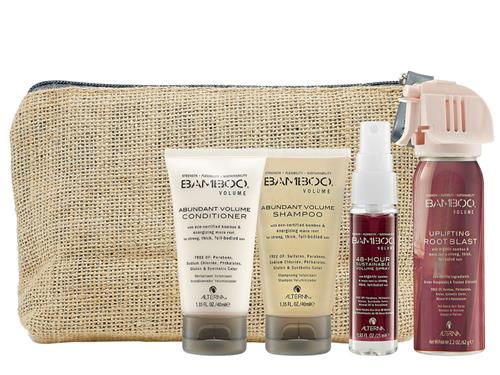 Alterna Bamboo Volume Travel Kit