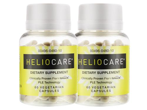 Heliocare Sun Protection Pills - 2 Bottles